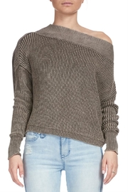 ac56633c0983c Entro Tie-Front Bell-Sleeve Top from Wyckoff by Bedford Basket ...