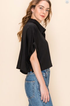 HYFVE Cropped Button Down - Product List Image