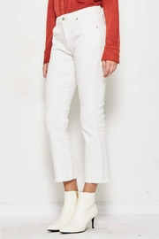 etophe Cropped Canvas Pant - Side cropped