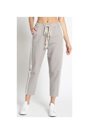 Quarter To Five Cropped Cotton Pants - Product Mini Image