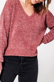 HYFVE Cropped Cutie Sweater - Front cropped
