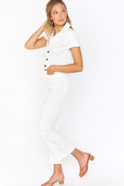 Show Me Your Mumu Cropped Everheart Jumpsuit - Back cropped
