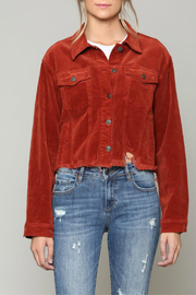Hidden Jeans Cropped fitted jacket - Product Mini Image