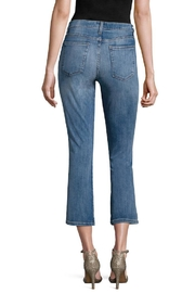Current Elliott Cropped-Flair Jean - Side cropped