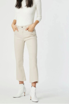 Mavi Jeans Cropped Flare Denim - Product List Image