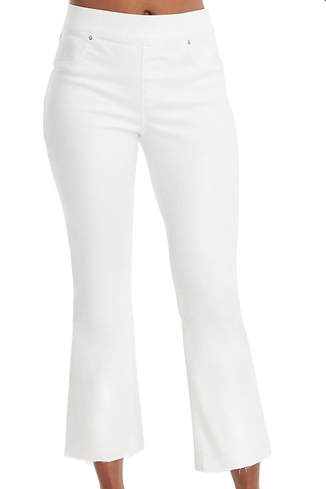 Spanx Cropped flare jean - Main Image