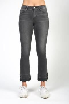 Articles of Society Cropped Flare Jeans - Product List Image