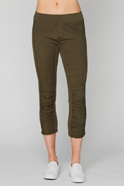 XCVI Cropped Green Legging - Product Mini Image