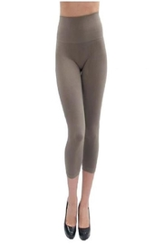 ELETIAN Cropped High Leggings - Front cropped
