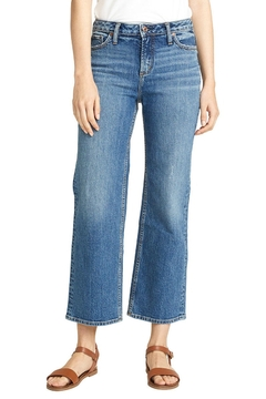 Silver Jeans Co. cropped jeans - Product List Image