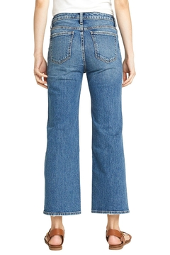 Silver Jeans Co. cropped jeans - Alternate List Image