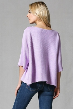 FATE by LFD Cropped Knit Sweater - Alternate List Image