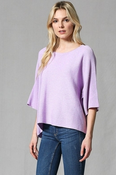 FATE by LFD Cropped Knit Sweater - Product List Image