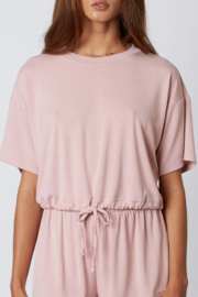 Cotton Candy  Cropped Knit Tee - Product Mini Image