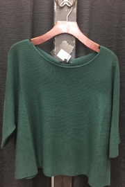 Fate Cropped Knit Top - Product Mini Image