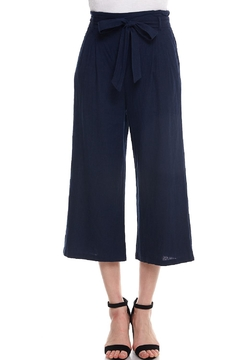 Shoptiques Product: Cropped Linen Pants