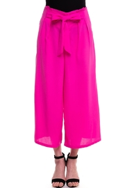 Jealous Tomato Cropped Palazzo Pants - Product Mini Image