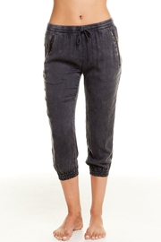 Chaser Cropped Pant W/zippers - Product Mini Image