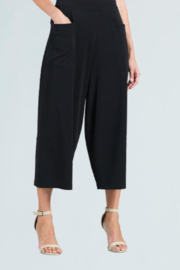 Clara sun woo Cropped Pull-on Pant - Product Mini Image