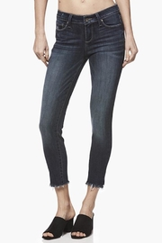 Paige Premium Denim Cropped Skinny Jean - Product Mini Image