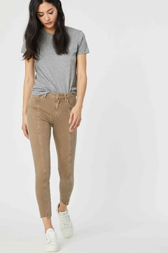 Mavi Jeans Cropped Skinny Jeans - Product List Image
