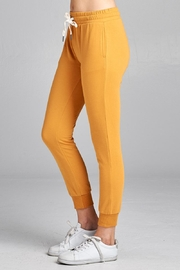 Active Basic Cropped Slim Joggers - Side cropped