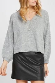 Gentle Fawn Cropped Sweater - Product Mini Image
