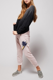 All Things Fabulous Cropped Sweatpants - Product Mini Image