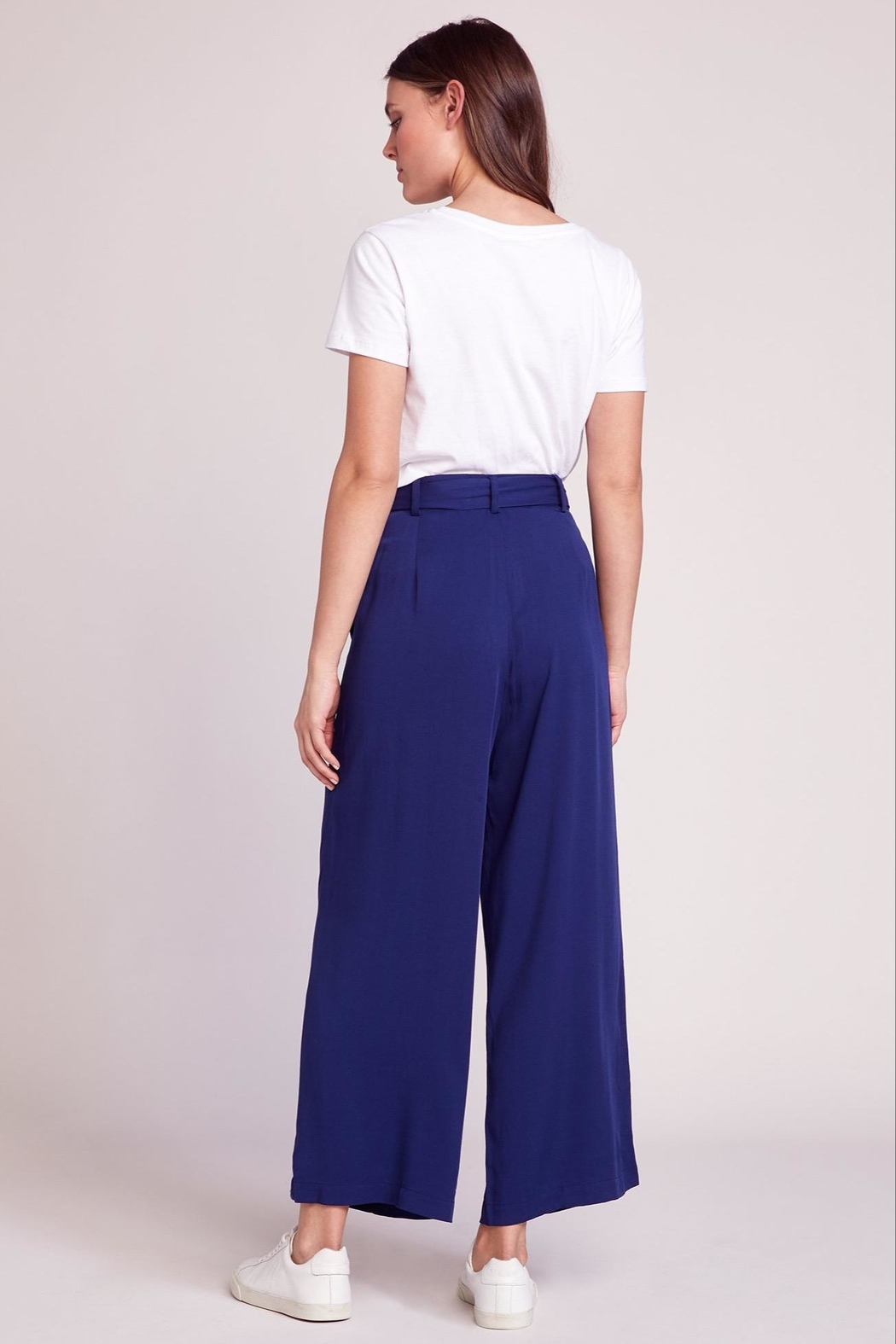 1710eda2487 BB Dakota Cropped Tie Pant from Wallingford by The Dressing Room ...