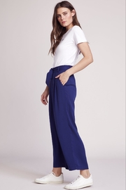 BB Dakota Cropped Tie Pant - Front full body