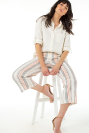 Liverpool  CROPPED TROUSER - Product Mini Image