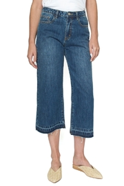 CAARA Cropped Wide Jeans - Product Mini Image