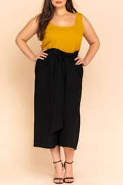 Gilli  Cropped Wide Leg Pant - Product Mini Image