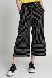 B.young Cropped Wide Pant - Product Mini Image