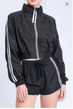 Shoptiques Product: Cropped Windbreaker