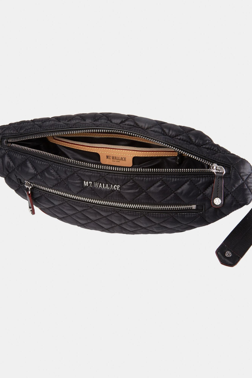 MZ Wallace Crosby Belt Bag - Side Cropped Image