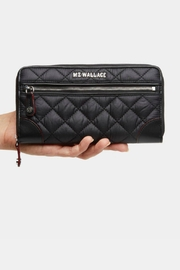 MZ Wallace Crosby Long Wallet - Front cropped