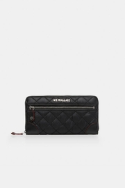 MZ Wallace Crosby Long Wallet - Front full body