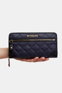 MZ Wallace Crosby Long Wallet Dawn - Product List Image