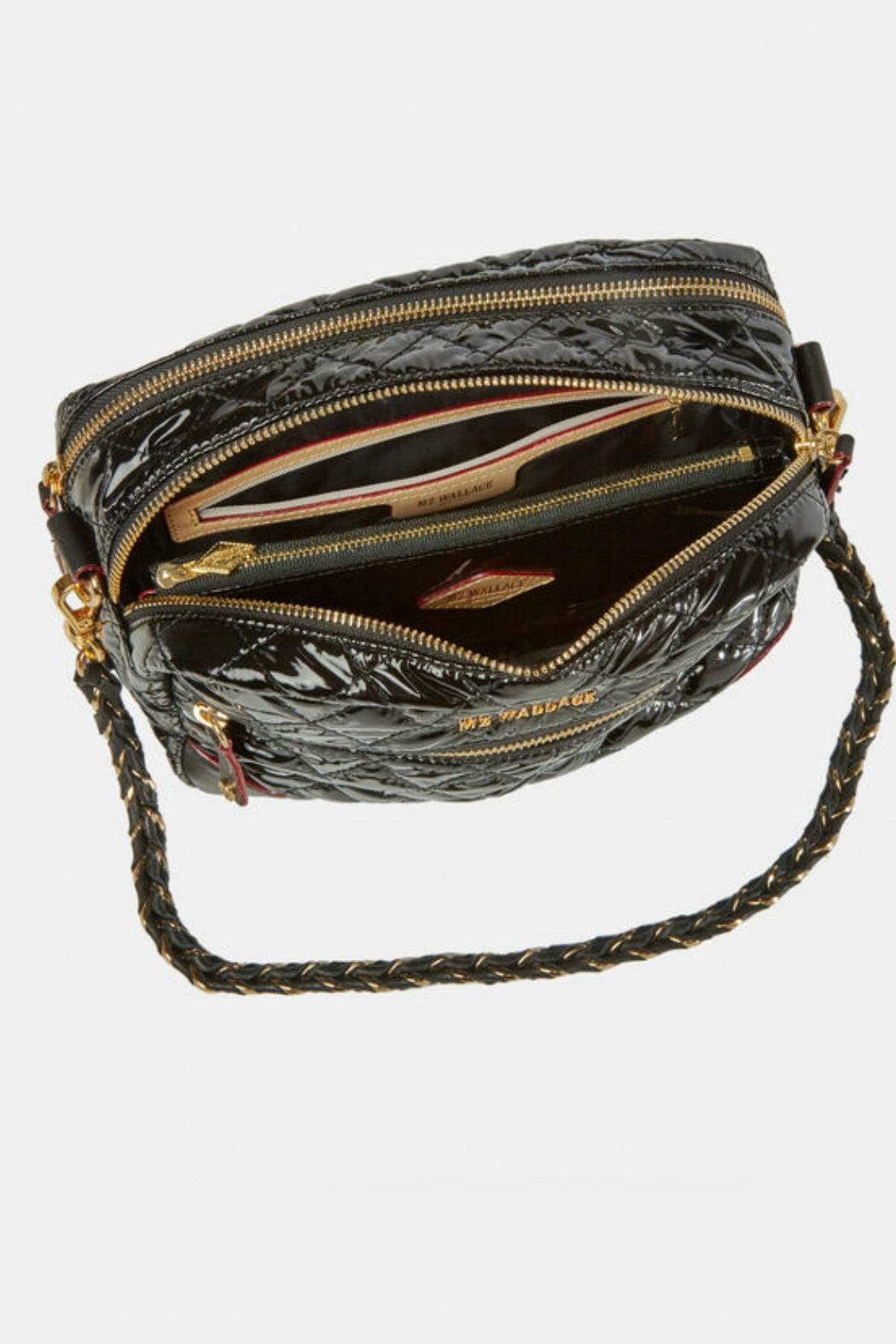 MZ Wallace Crosby Small Crossbody - Back Cropped Image