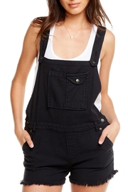 Chaser Cross Back Overalls - Product Mini Image