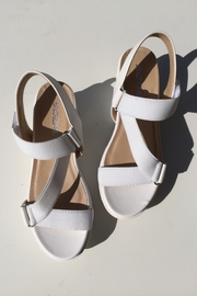 Soda Cross Band Chunky Sandal - Product Mini Image