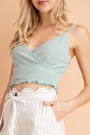 Le Lis Cross Cami Top - Side cropped