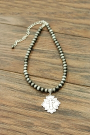 JChronicles Cross Charm Necklace - Product Mini Image