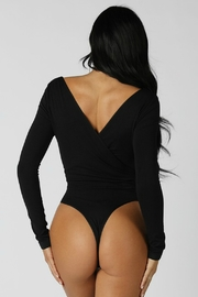Nikibiki  CROSS OVER BODYSUIT - Side cropped