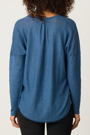 Margaret O'Leary Cross Over Pullover - Side cropped