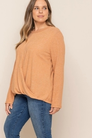 All In Favor CROSS OVER SWEATER - Front full body
