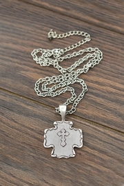 JChronicles Cross Pendant Necklace - Product Mini Image