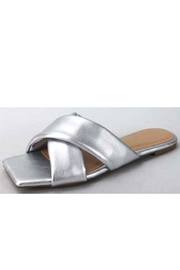 la shoe king Cross Strap Sandal - Product Mini Image
