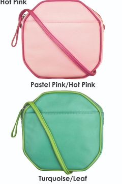 ILI Crossbody Leather Purse - Alternate List Image